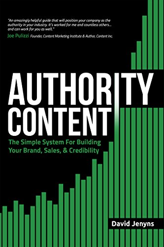 Authority Content Cover
