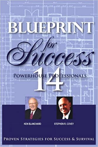 Blueprint for Success Cover