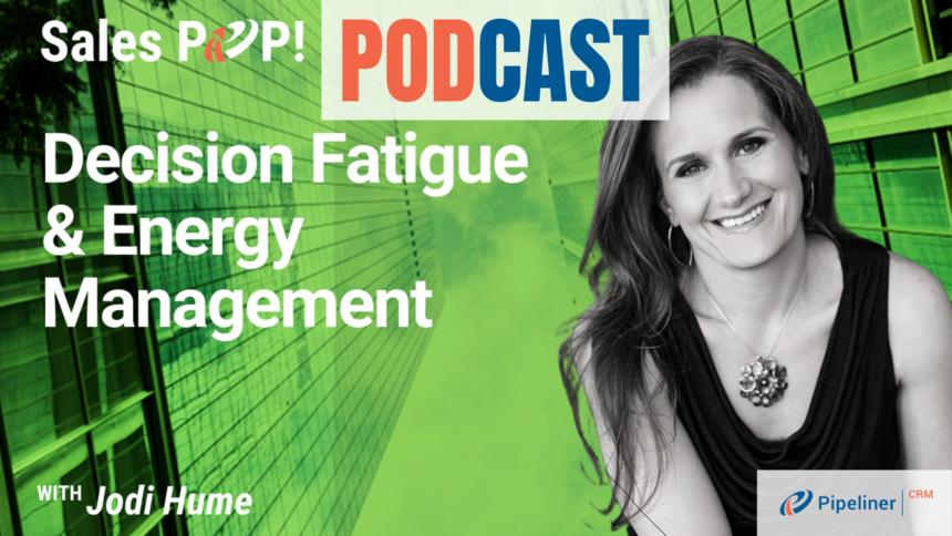 🎧  Decision Fatigue and Energy Management