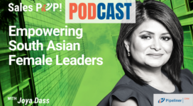 🎧  Empowering South Asian Female Leaders