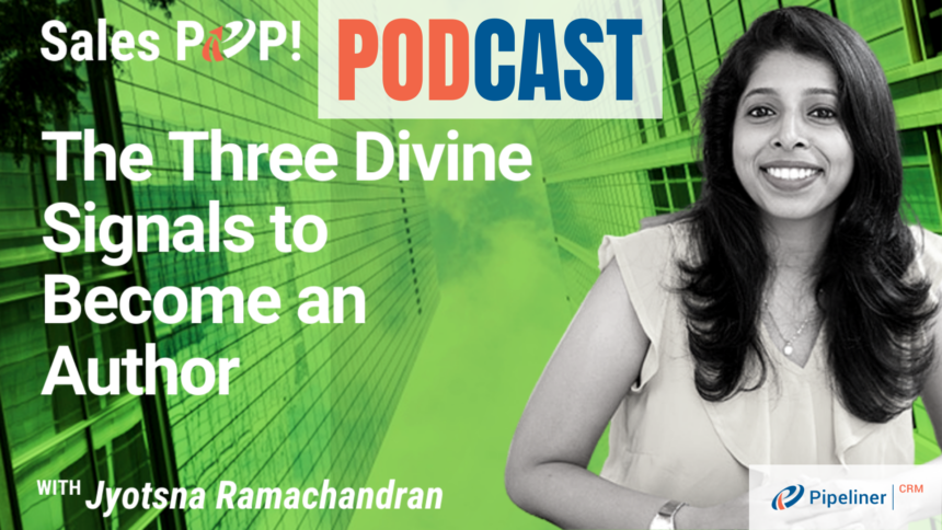 🎧  The Three Divine Signals to Become an Author