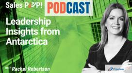 🎧  Leadership Insights from Antarctica