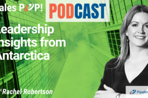 🎧  Leadership Insights from Antarctica