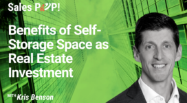 Benefits of Self-Storage Space as Real Estate Investment (video)