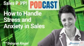 🎧  How to Handle Stress and Anxiety in Sales