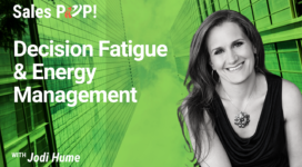 Decision Fatigue and Energy Management (video)