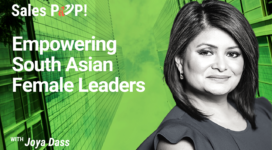 Empowering South Asian Female Leaders (video)