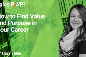 How to Find Value and Purpose in Your Career (video)