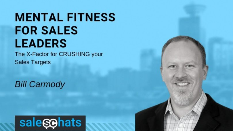 #SalesChats: Mental Fitness for Sales Leaders
