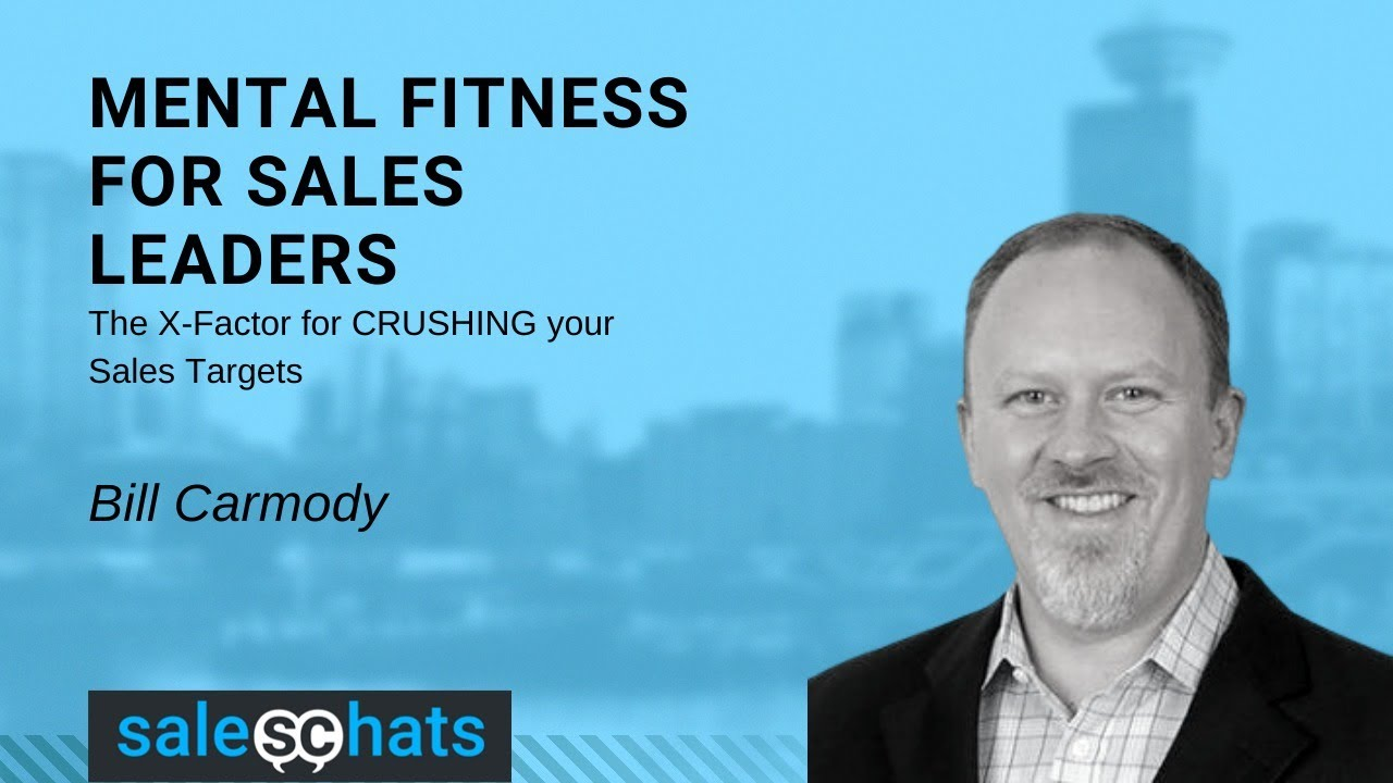 Mental Fitness for Sales Leaders: The X-Factor for CRUSHING your Sales Targets