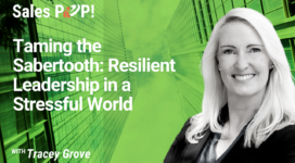 Taming the Sabertooth: Resilient Leadership in a Stressful World (video)
