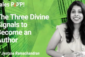 The Three Divine Signals to Become an Author (video)