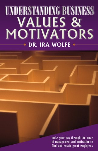 Understanding Business Values and Motivators Cover