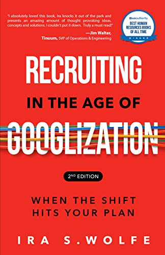 Recruiting in the Age of Googlization (Second Edition) Cover