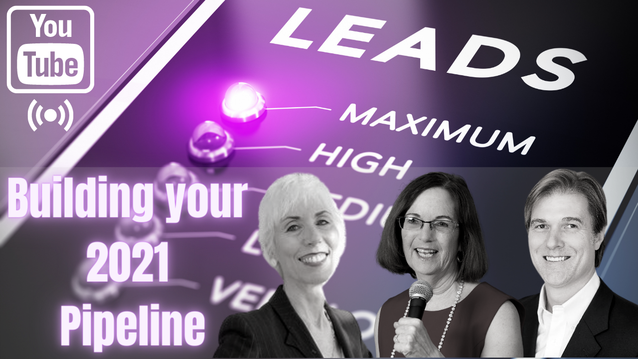 Building Your 2021 Pipeline