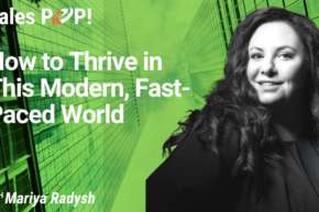 How to Thrive in This Modern, Fast-Paced World (video)