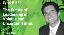 The Future of Leadership in Volatile and Uncertain Times (video)