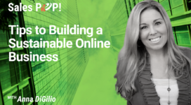 Tips to Building a Sustainable Online Business (video)