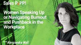 Women Speaking Up or Navigating Burnout in the Workplace (video)