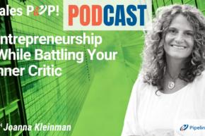 🎧  Entrepreneurship While Battling Your Inner Critic