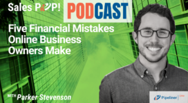 🎧   Five Financial Mistakes Online Business Owners Make