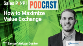 🎧  How to Maximize Value Exchange