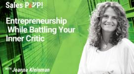 Entrepreneurship While Battling Your Inner Critic (video)