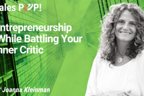 Entrepreneurship While Battling Your Inner Critic (video)
