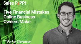 Five Financial Mistakes Online Business Owners Make