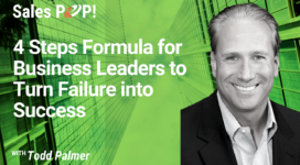 4 Steps Formula for Business Leaders to Turn Failure into Success (video)