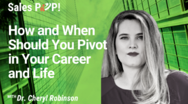 How and When Should You Pivot in Your Career and Life (video)
