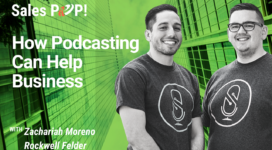 How Podcasting Can Help Business (video)