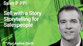 Sell with a Story  Storytelling for Salespeople (video)