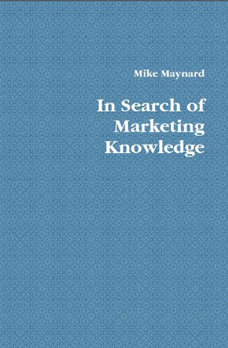 In Search of Marketing Knowledge Cover
