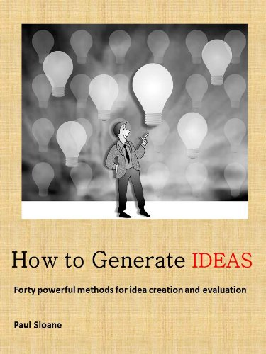 How to Generate Ideas Cover