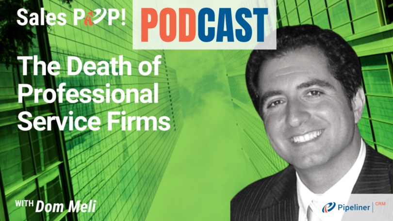 🎧  The Death of Professional Service Firms
