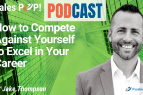 🎧  How to Compete Against Yourself to Excel in Your Career