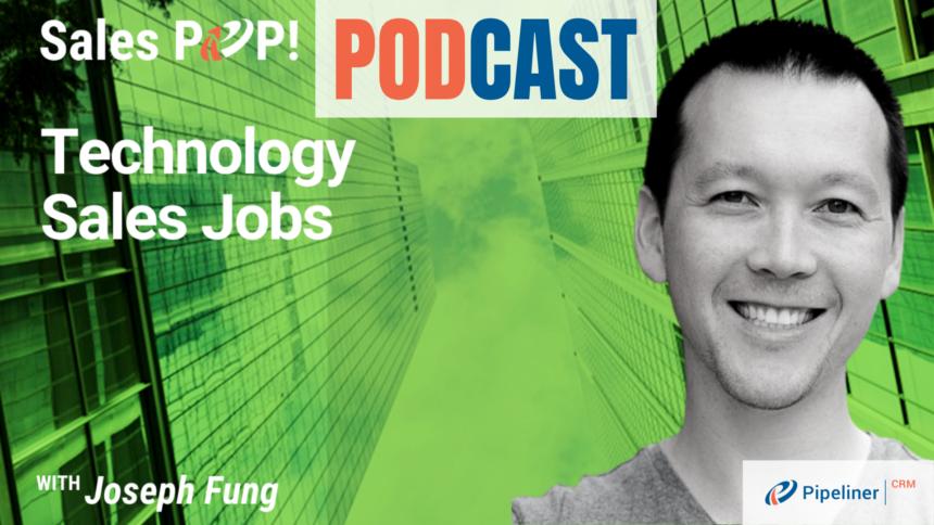 🎧  Technology Sales Jobs