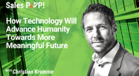How Technology Will Advance Humanity Towards More Meaningful Future (video)
