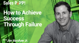 How to Achieve Success Through Failure (video)