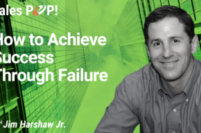 How to Achieve Success Through Failure (video)
