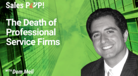 The Death of Professional Service Firms (video)