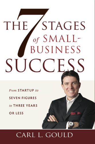 The 7 Stages of Small-Business Success Cover