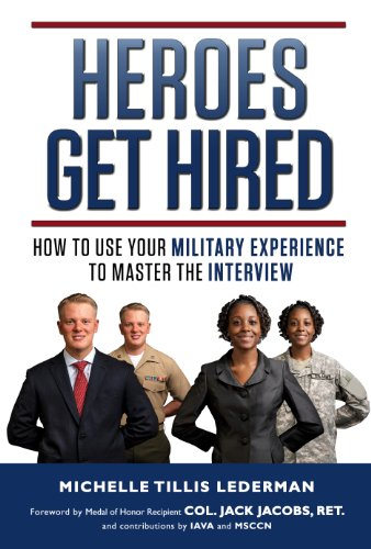 Heroes Get Hired Cover