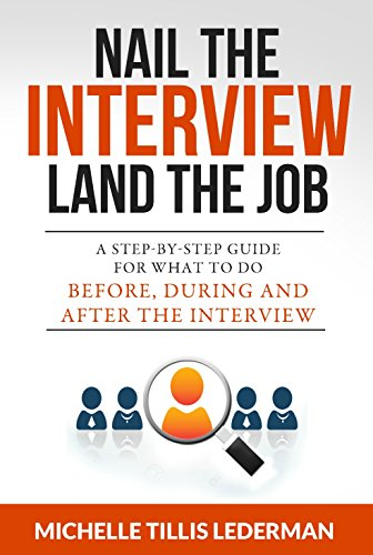 Nail the Interview, Land the Job Cover