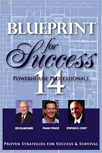 Blueprint For Success: Proven Strategies for Success & Survival Cover
