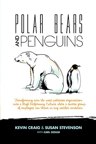 Polar Bears and Penguins Cover