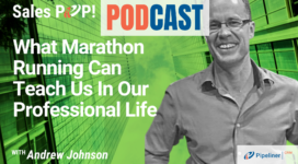 🎧  What Marathon Running Can Teach Us In Our Professional Life