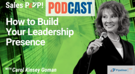 🎧  How to Build Your Leadership Presence