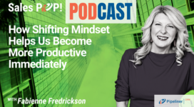 🎧  How Shifting Mindset Helps Us Become More Productive Immediately